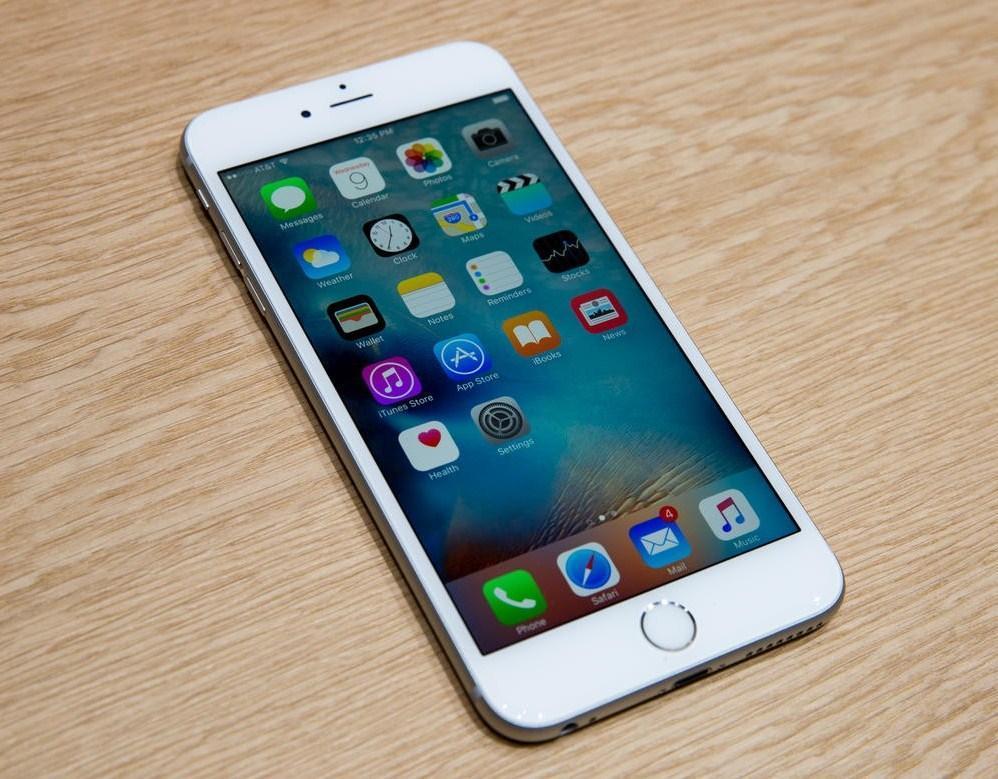 iphone шестого поколения