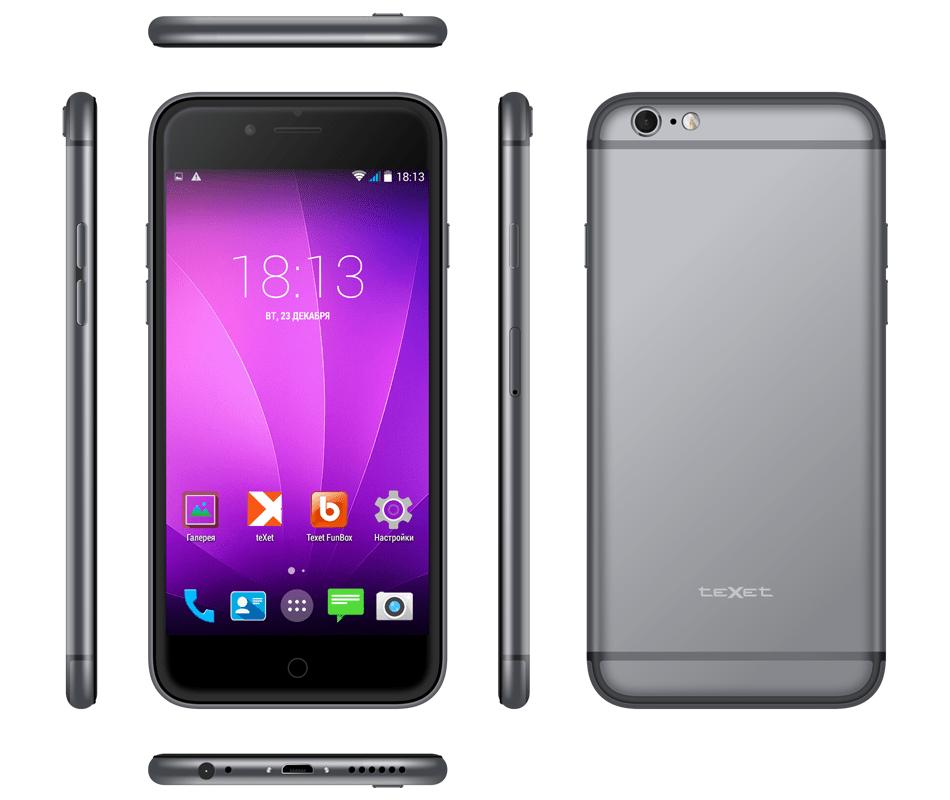 смартфон с большим объёмом аккумулятора