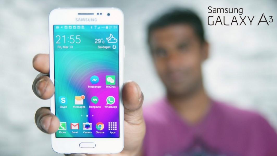 Samsung Galaxy A3 не включается, как починить своими силами?
