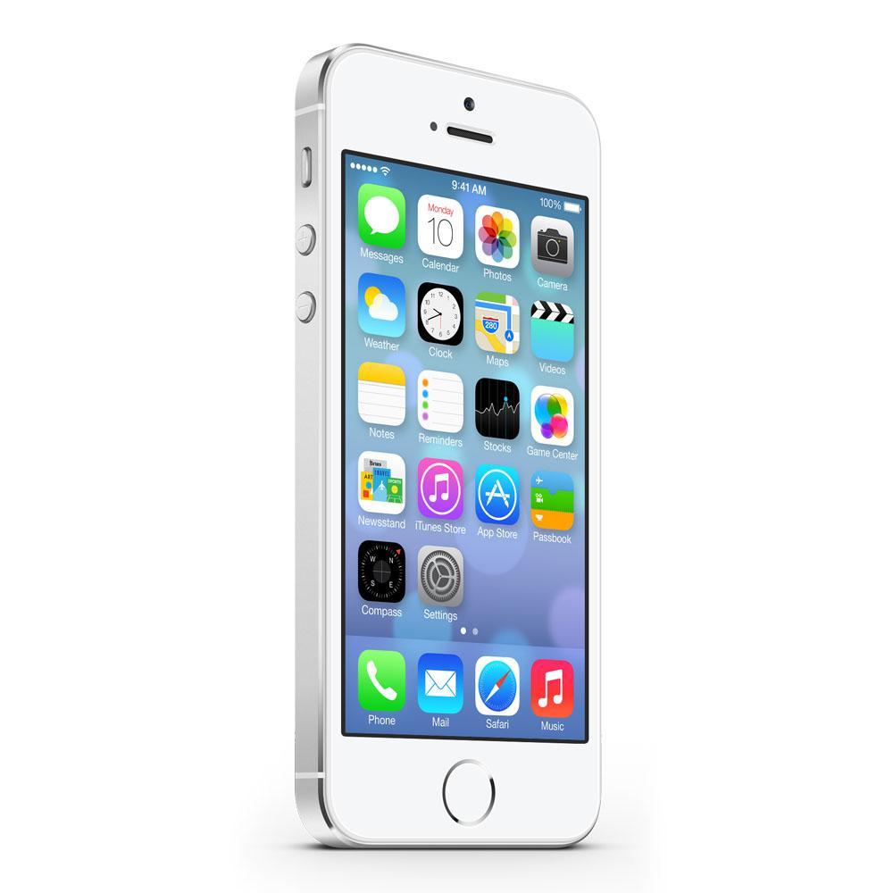 белый айфон 5с