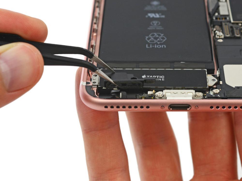 починка аппаратной поломки айфона