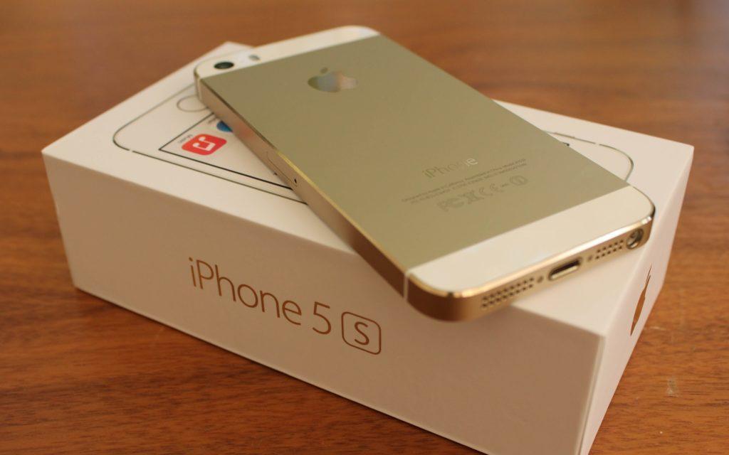 новый айфон 5с