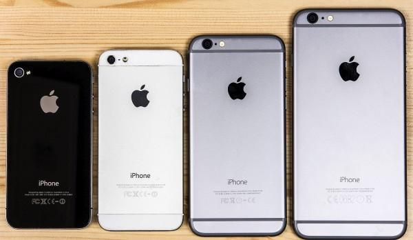 несколько айфонов