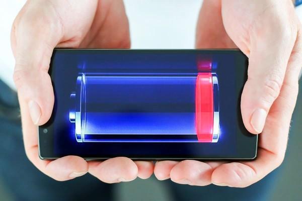 разряженная батарейка