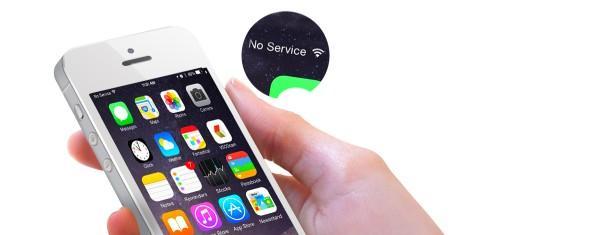 6 причин почему iPhone не видит сеть