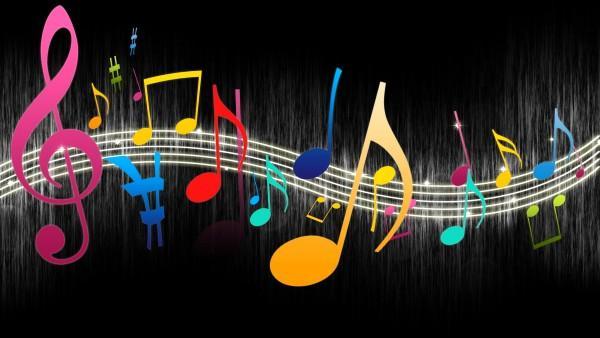 мелодия и ноты