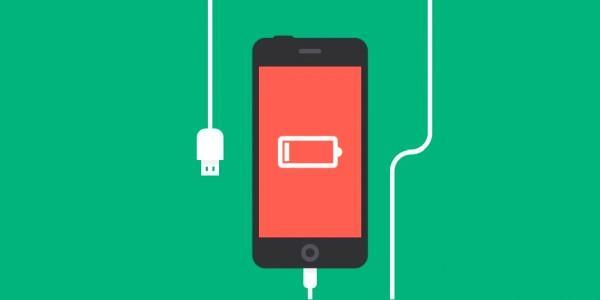 зарядка батареи