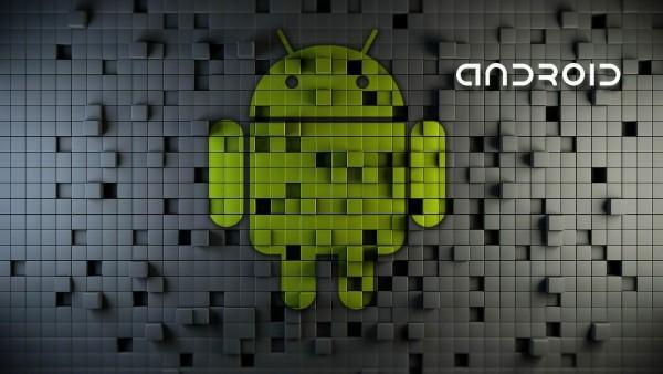 андройд в клеточку