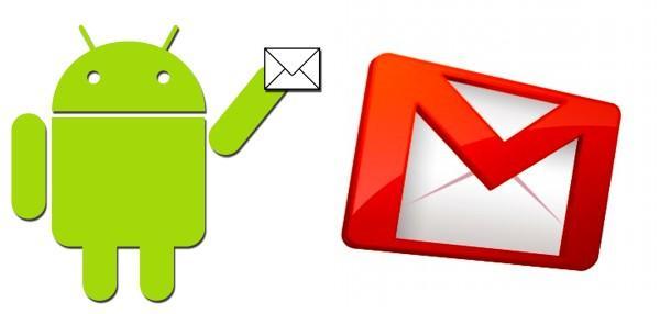 андройд и конверт