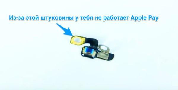 nfc чип