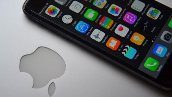 логотип айфон