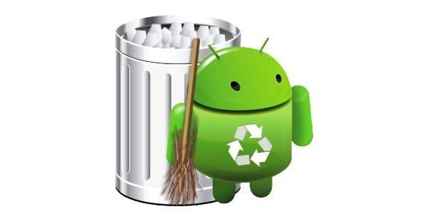 андройд уборщик