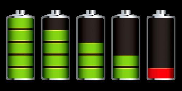 Батарея Леново разряжается