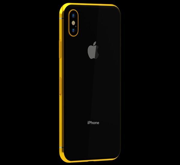 айфон чёрный