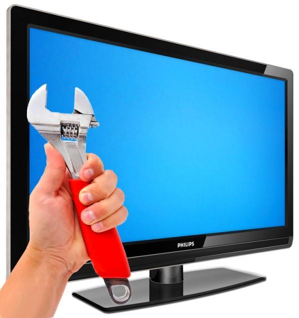 ремонт телевизора
