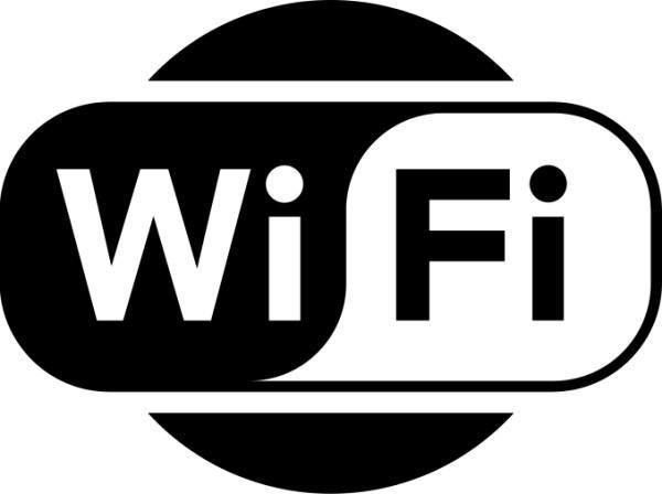 логотип вай фай