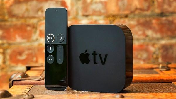 Телевидение на Apple TV