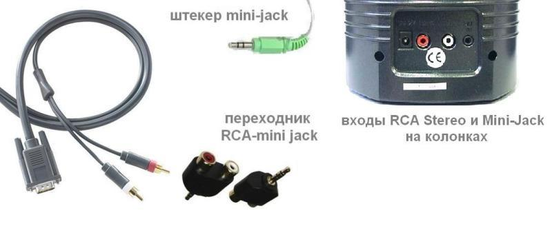 переходник mini-jack