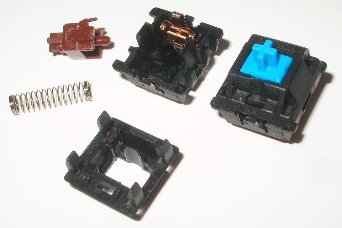 механическая кнопка клавиатуры