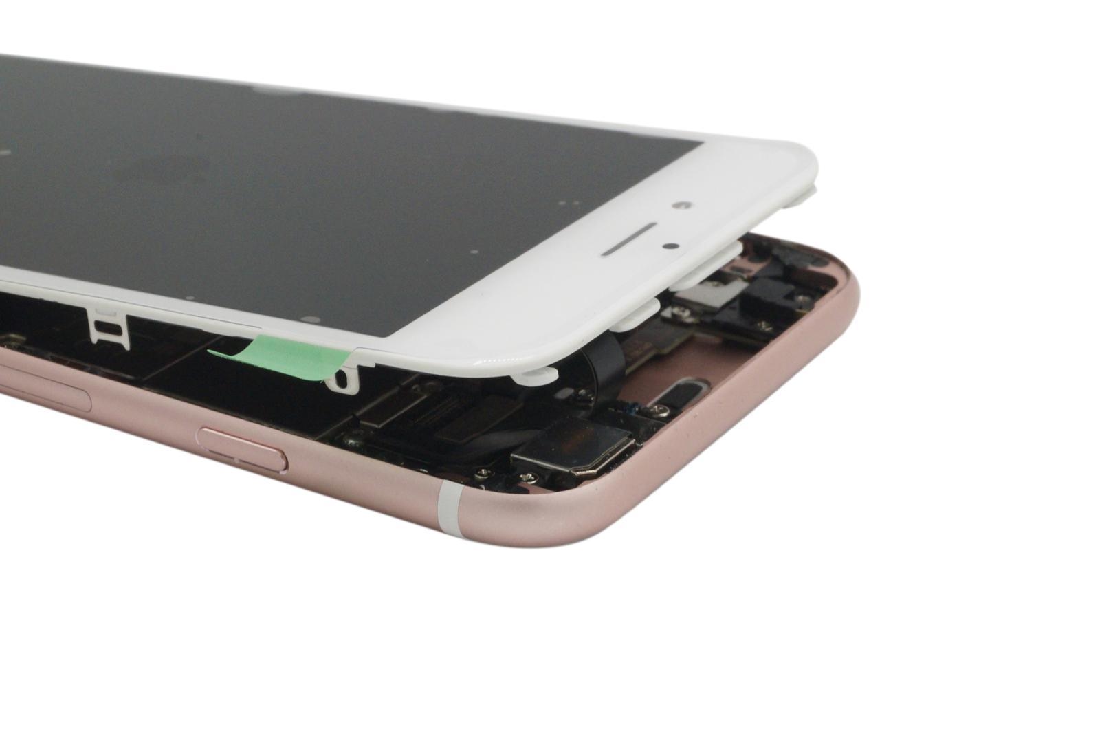 примеряем новый экран iPhone 6S