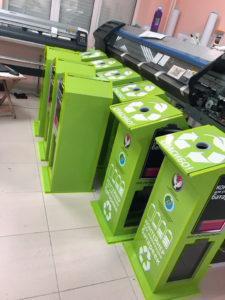 Ящик приема АКБ ноутбуков