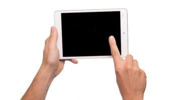 Как сделать снимок экрана на iPad