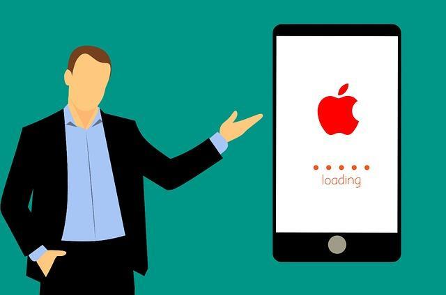 установка ios на iphone