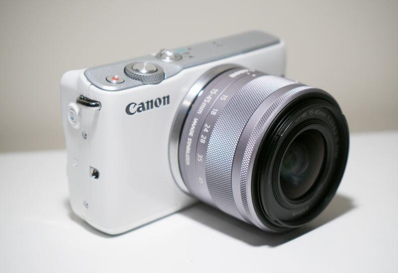 Canon EOS M 10 KIT 15-45 IS STM