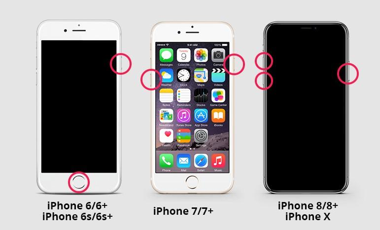 iPhone 8 и новее
